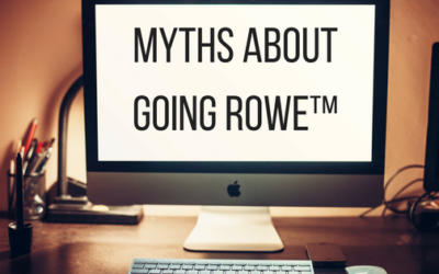 ROWE™ Is Not a Work-From-Home Program (plus 5 other myths about going ROWE™)