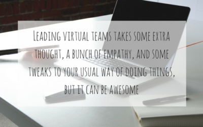 We call BS on how tough it is to lead virtual teams