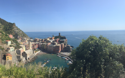How Hiking in Cinque Terre is like Leading Change